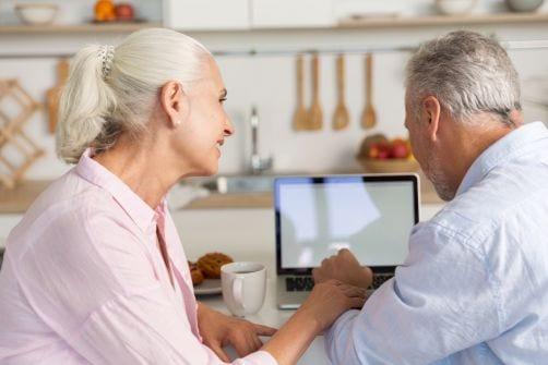 Soluciones financieras para personas mayores